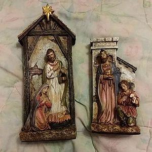 Nativity set (3 piece set)